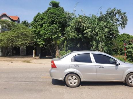 Cần cho thuê lâu dài nhà mặt tiền QL 6, thôn Tiên Trượng, ngang 20.5m