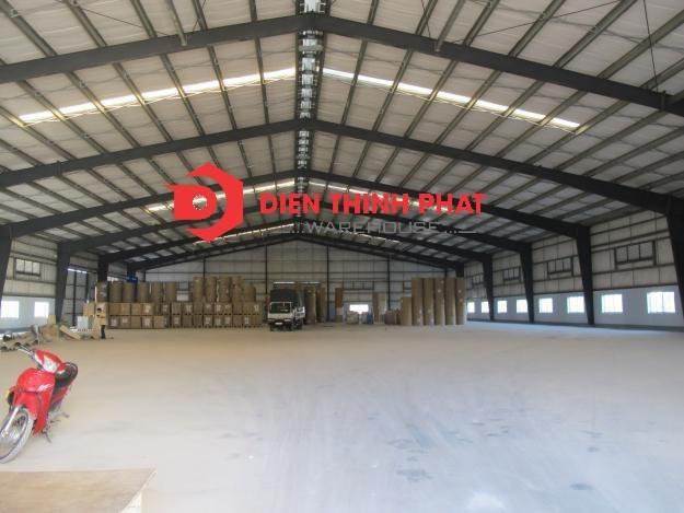Cho thuê kho xưởng 600m giá 33tr đường container 24/24 LH 0909.781.809