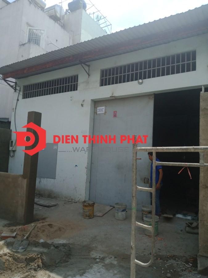 Cho thuê kho xưởng đường Hương Lộ 28x25 giá 22tr LH 0932.284.989