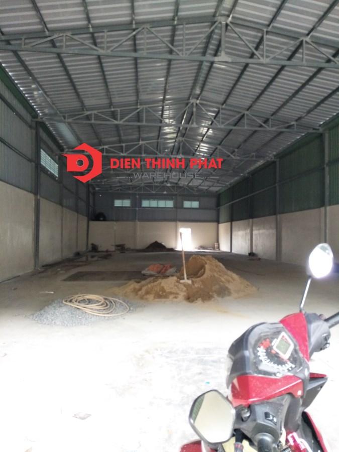 Cho thuê kho xưởng đường Phan Anh 300m giá 26tr container 24/24
