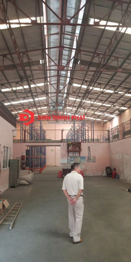 Kho xưởng mới xây dựng100%  hương lộ 2 mã Lò,ao đôi cho thuê (160m-200m-300m)