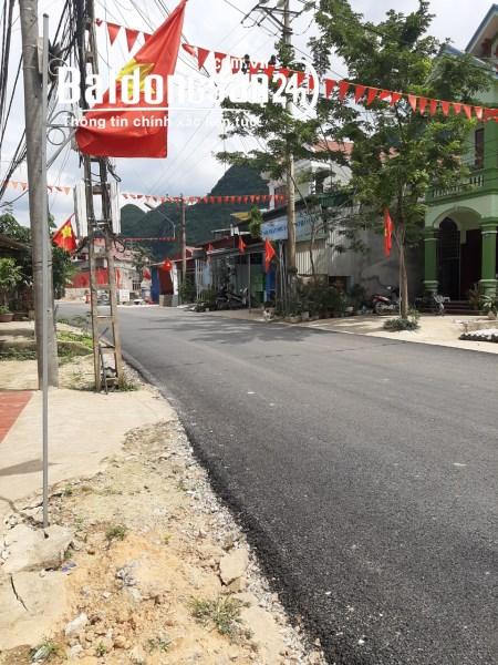 Chính chủ cần bán nhà mặt tiền 6,5m Thị Trấn Bình Gia - Lạng Sơn