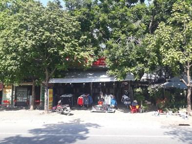 Cho thuê mặt bằng kinh doanh mặt đường 32 Lai Xá, Hoài Đức, Hà Nội. (