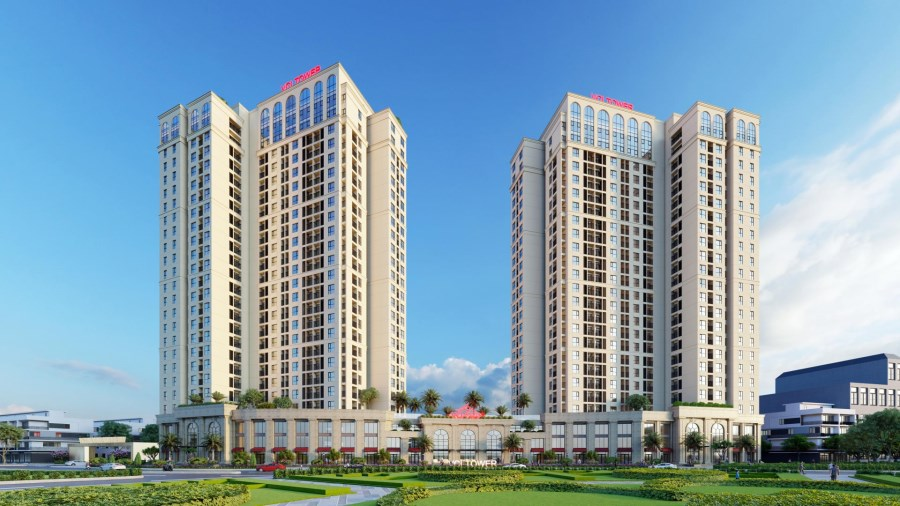 Bán căn hộ chung cư cao cấp bậc nhất Vĩnh Yên
