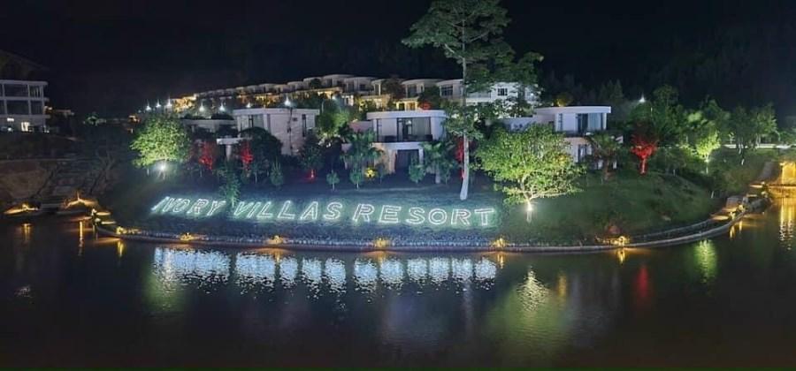 Chính Chủ Biệt Thự Núi Lâm Sơn Resort, Lâm Sơn, Lương Sơn HB
