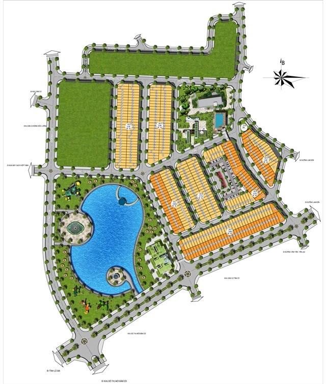 Bán đất nền phân lô Vân Hội City, Đường Nguyễn Khoái, Tp Vĩnh Yên