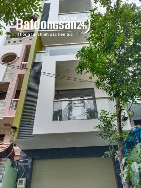 Bán nhà 5 tầng hẻm xe hơi tránh, đường Tân Sơn Nhì, Tân Phú, 16 tỷ.
