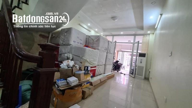 Bán nhà liền kề Văn Quán, Hà Đông 90m2, 5 tầng, mặt tiền 4.5m, chỉ