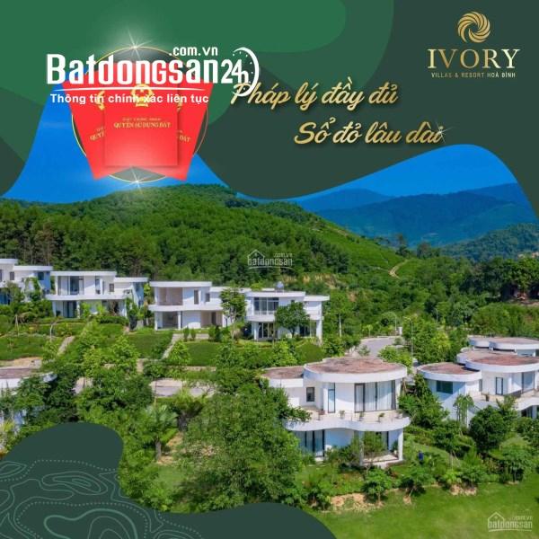 Chính Chủ Bán Suất Ngoại Giao Biệt Thự Lâm Sơn (Ivory) Resort Giá Chỉ