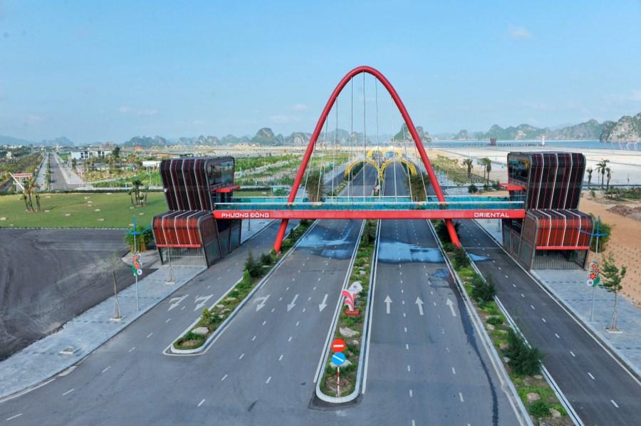 Bán đất nền phân lô Khu đô thị Phương Đông, Đường Liên Xã, Huyện Vân Đồn