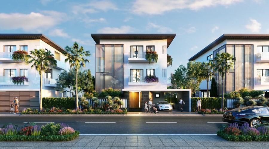 3 căn Biệt thự La Vida Residences hàng nội bộ độc quyền, vị trí đẹp