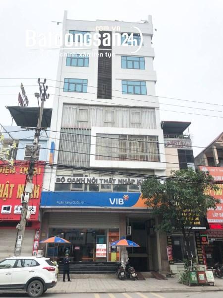 Chính chủ cần cho thuê tầng 3+4 nhà mặt tiền 12m đường Lương Ngọc