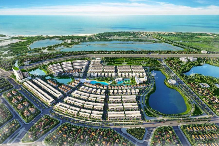 Khu đô thị La Vida Residences TP Vũng Tàu, booking vị trí đẹp, giá tốt nhất