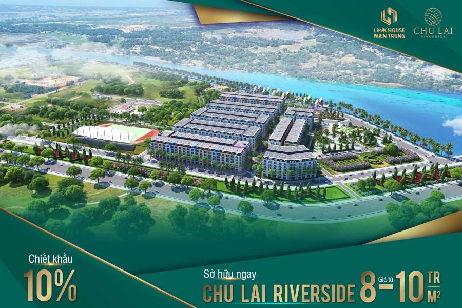 Đất Nền Chu Lai Riverside Sổ Đỏ Trao Tay,Giá chỉ 8 Tr/m2 Hotline: 0973.717.868