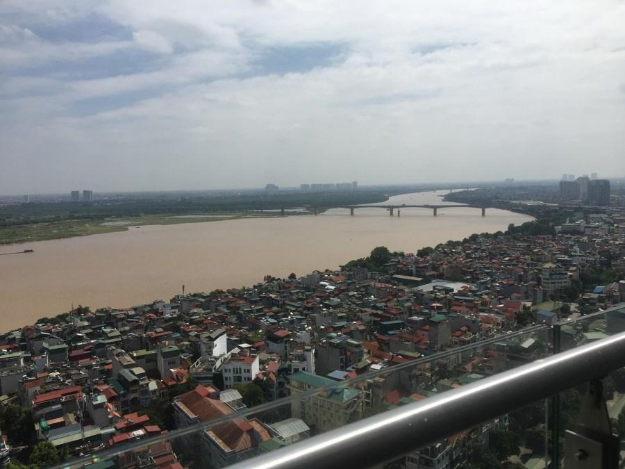 Bán Duplex 190m view sông tại Ancora Lương Yên giá 12,5 tỷ. L/H : 097.578.2294