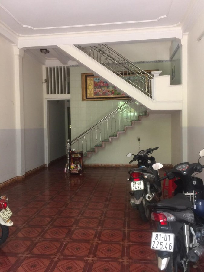 Cho thuê nhà mặt phố Phường Nguyễn Văn Cừ, TP - Quy Nhơn