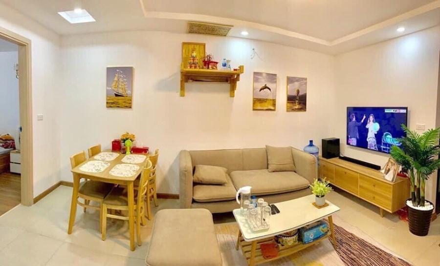 Bán căn hộ chung cư Ruby CT3 Phúc Lợi, Đường Phúc Lợi, Quận Long Biên