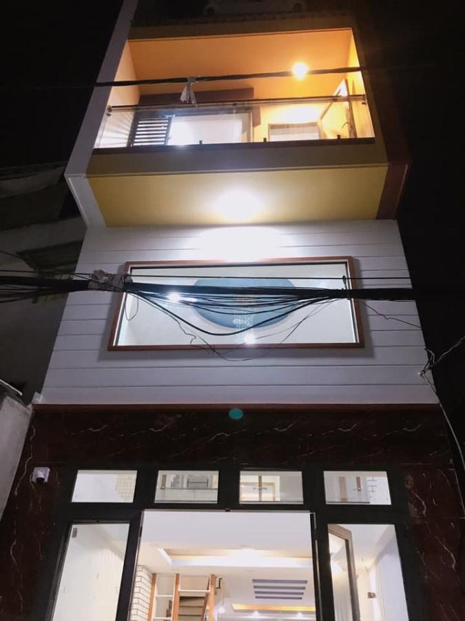 Bán nhà Đường Trịnh Đình Trọng, Phường Phú Trung , Quận Tân Phú