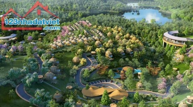 chuyển nhượng 5 ha đất thổ cư canh dự án sakana tại huyện kỳ sơn tỉnh hòa bình