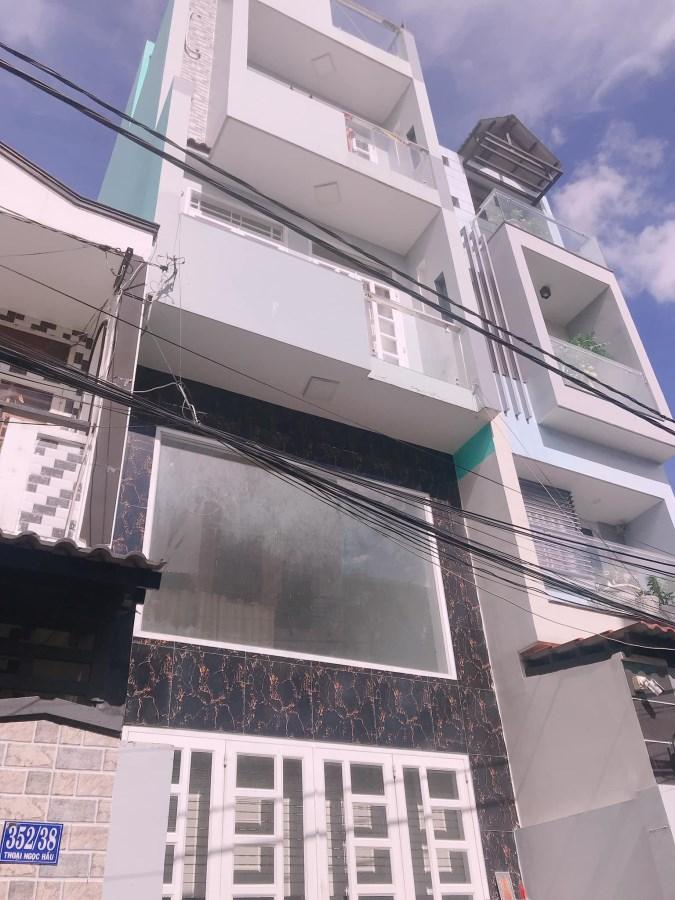 Bán nhà Thoại ngọc Hầu 60m2 Phú Thạnh Tân Phú giá chỉ 6 tỷ.