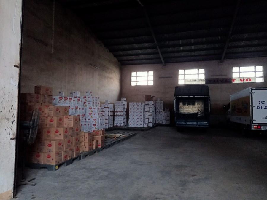 Chính chủ can cho thuê kho xưởng 450m2, giá 10 tr/1 tháng, Quảng Ngãi,