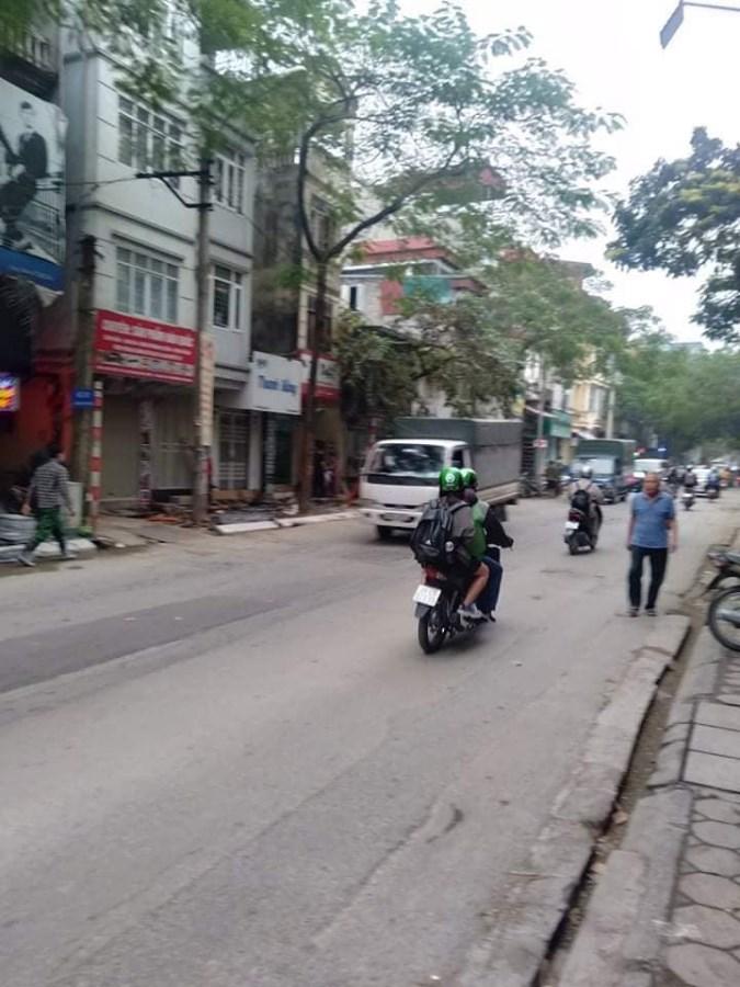 Bán nhà mặt phố Đường Thụy Khuê, Phường Quán Thánh, Quận Ba Đình