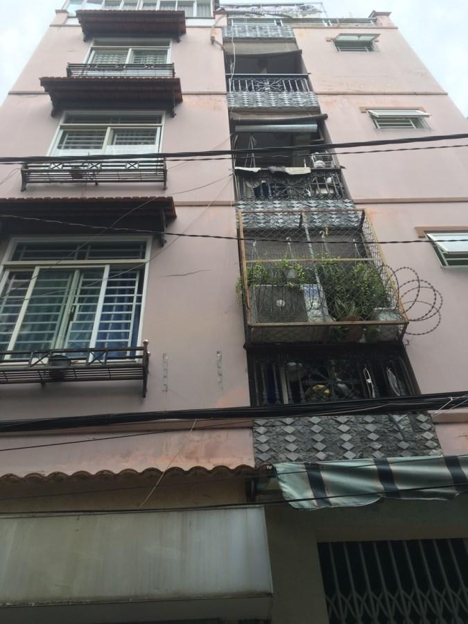 Bán nhà Đường Thiên Phước, Phường 9, Quận Tân Bình