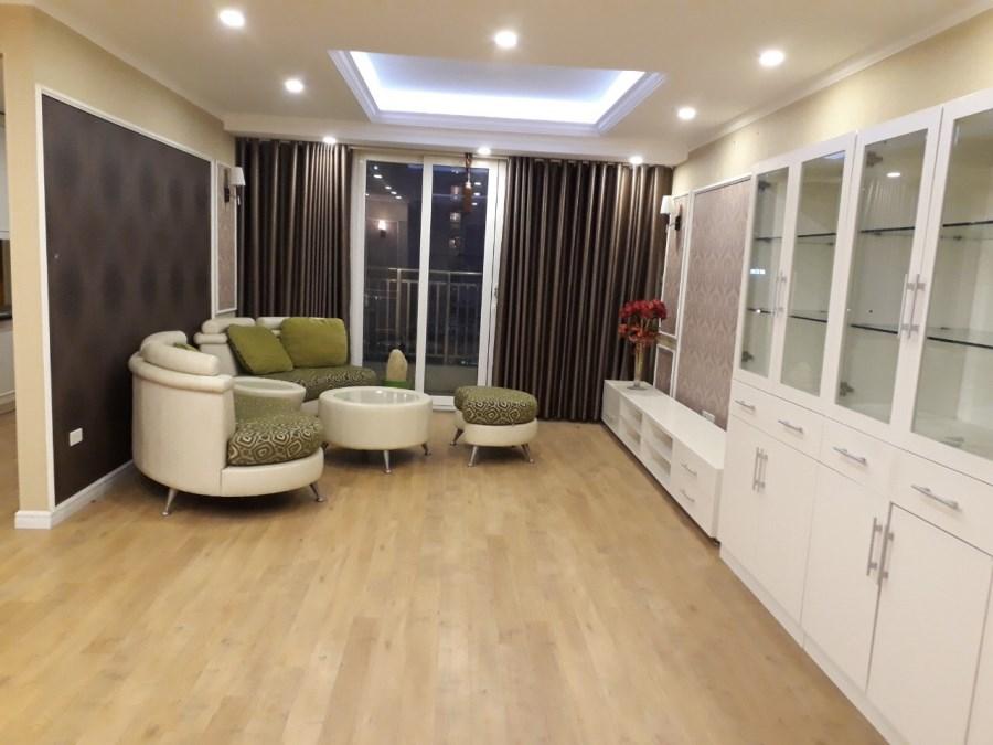 Bán căn hộ 157m, 3 ngủ toà MD Complex Mỹ Đình. Giá bán 25 tr/m