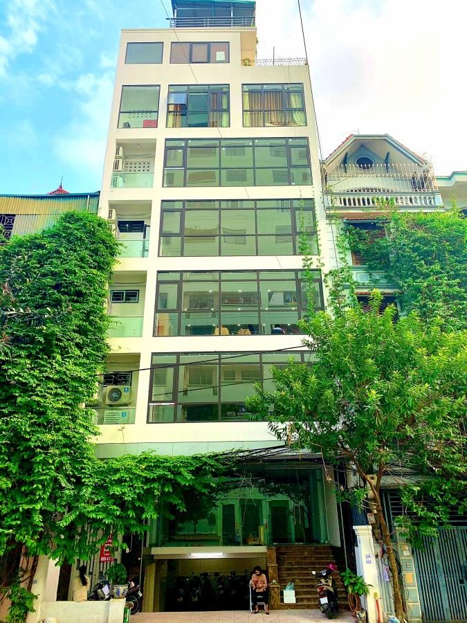 Chính chủ cho thuê Văn Phòng hạng sang tại Thanh Xuân 120m2 chỉ với 18 triệu.