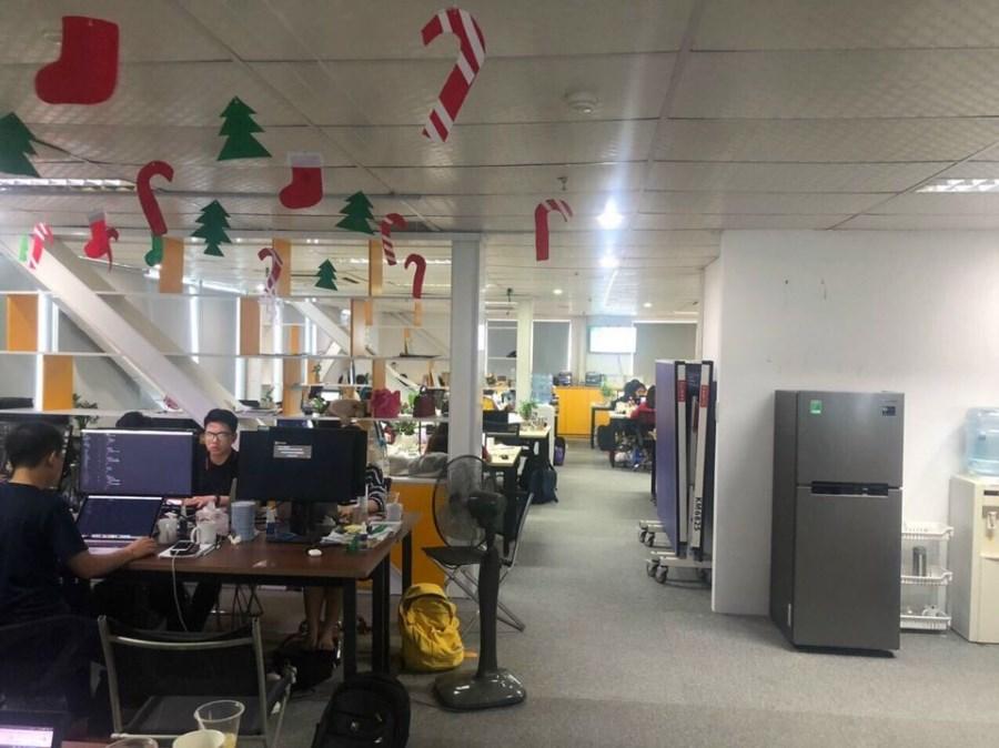 Cho thuê sàn văn phòng 100m2, 130m2,160m2 tại Nguyễn Huy Tưởng, quận Thanh Xuân