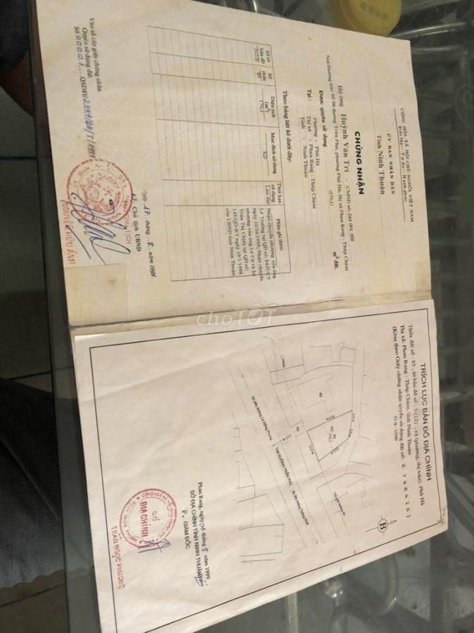 Cho thuê nhà Phường Phủ hà, Phan Rang - Tháp Chàm, nt
