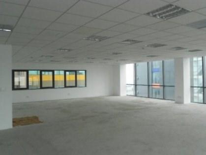 Bàn sàn VP tầng 15, diện tích 174m2 chung cư C1 Thành Công, Ba Đình