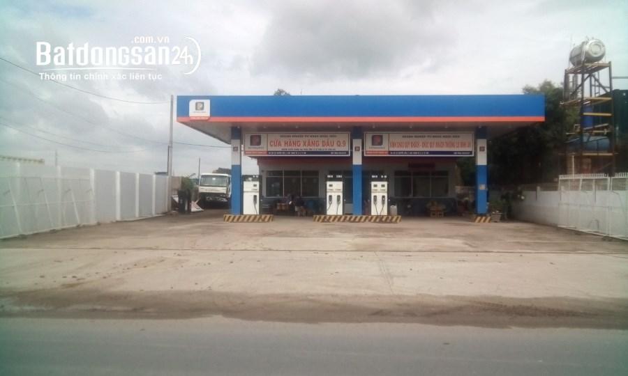 Bán cây xăng dầu đường Võ Thị Sáu (hương lộ 10) TP.Bà Rịa