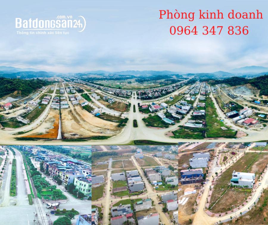 Bán đất nền phân lô Kosy Mountain View, Đường Trần Hưng Đạo , TP - Lào Cai