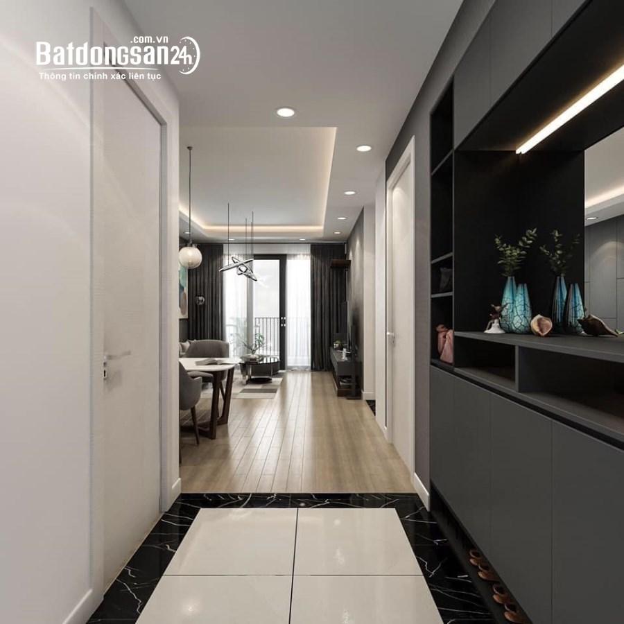 Bán căn hộ 2PN 76m2 chung cư Imperia Sky Garden Minh Khai full nội thất thiết kế