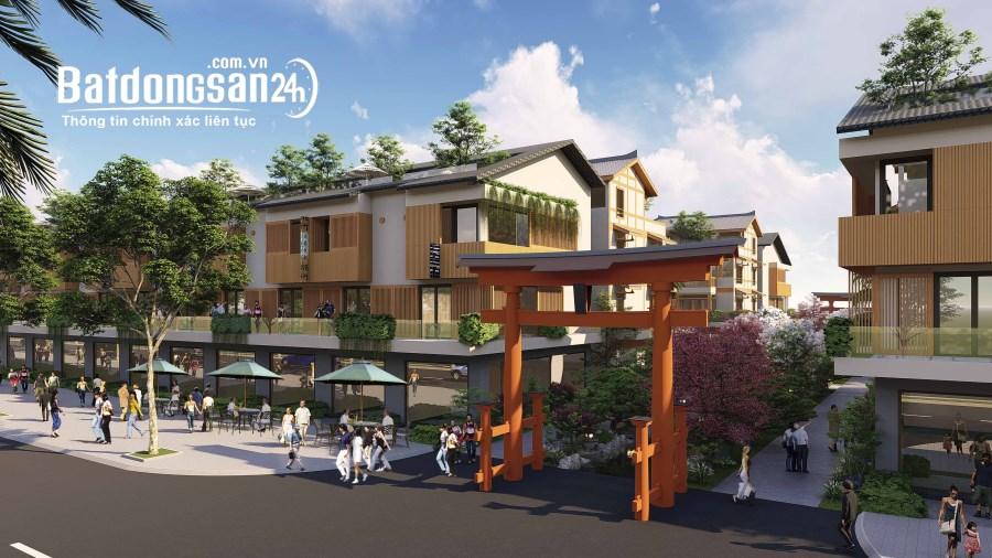 Nhà phố khoáng nóng Thanh Thủy 220m2, giá hơn 3 tỷ full đồ, LN hơn 240 triệu/năm
