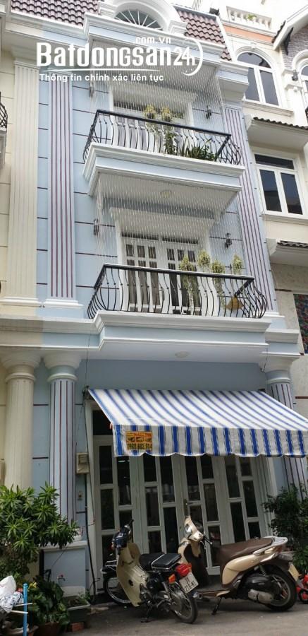 Cho thuê nhà mặt phố tiện làm công ty Hoàng Quốc Việt, Phường Phú Mỹ, Quận 7