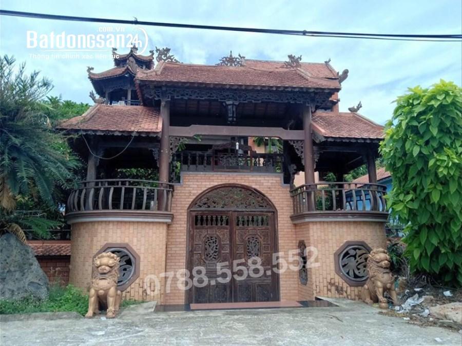 Bán biệt thự, villas Đường Quốc Lộ 1A kinh doanh nhà hàng tiệc cưới cực đẹp