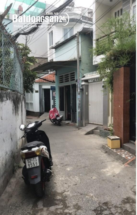 Cho thuê nhà 3PN góc 2 mặt tiền Trần Xuân Soạn, Phường Tân Hưng, Quận 7
