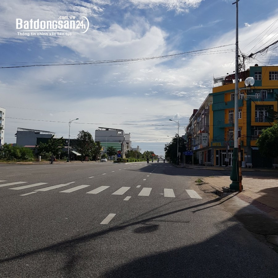Bán 2 lô đất đẹp góc 2 mặt tiền Võ Giới Sơn , Phan Rang - Tháp Chàm