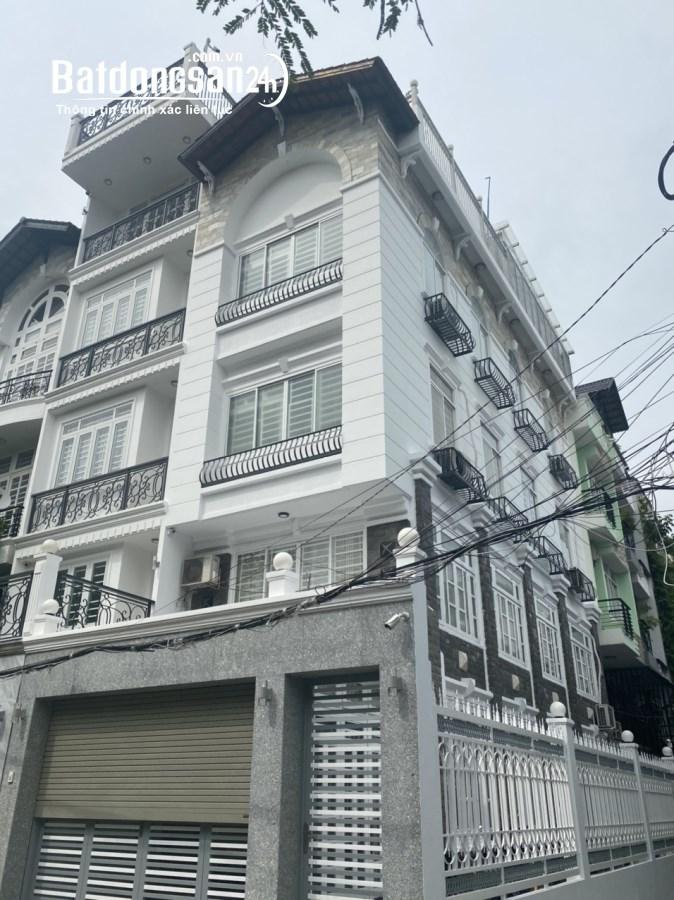 Cho thuê căn hộ Dịch vụ 3 lầu MT đường 16m (ngay Lâm Văn Bền), P.Tân Kiểng Q7