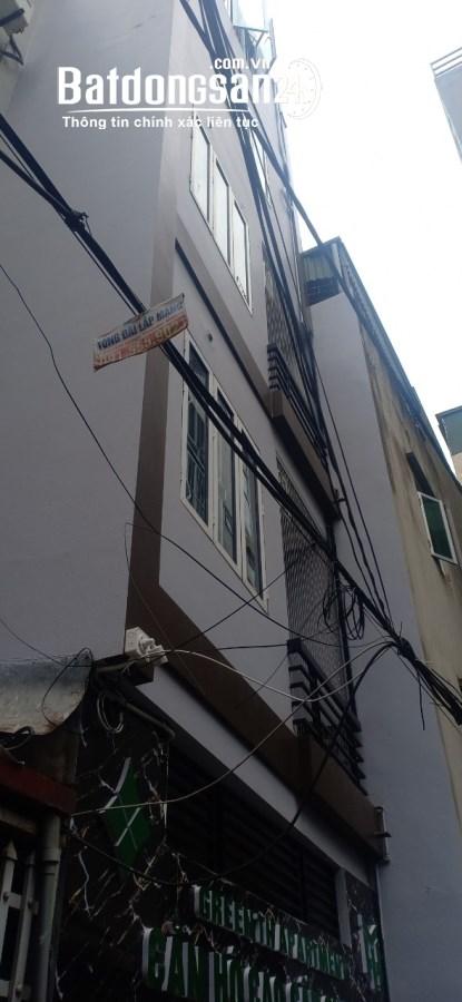 Bán CHDV Dịch Vọng Hậu, Cầu giấy: DT66m2*6T*10 phòng, cho thuê 35tr/tháng.