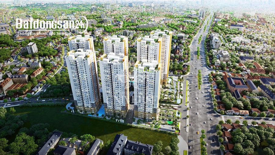 Nhận chiết khấu cao nhất căn hộ Biên Hòa Universe Complex, phân khúc cao cấp
