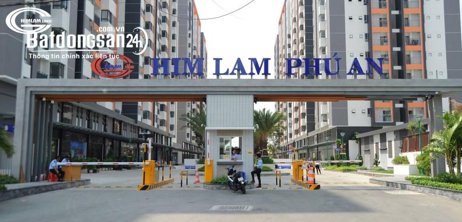 Kẹt Tiền Bán Gấp Căn Hộ Him Lam Phú An - 69m2 (2 Phòng Ngủ, 2Wc) - Giá 2.3 Tỷ.