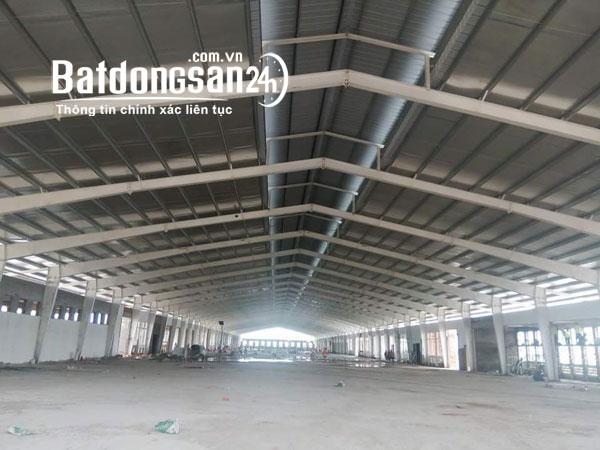 Cho thuê xưởng tại tp Thái Bình