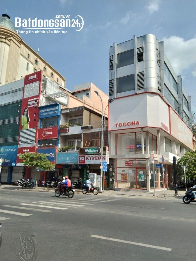 Cho thuê VP góc 2 MT, 132m2 giá 15000, Phan Đăng Lưu, Bình Thạnh