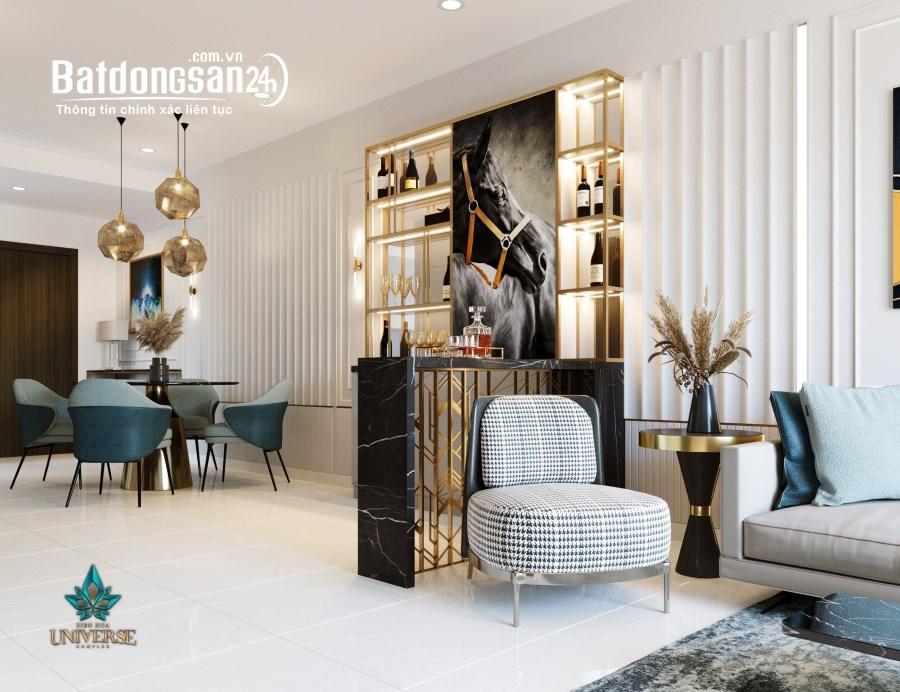Căn hộ Thông minh, Smart home hiện đại và đầy đủ tiện ích bậc nhất TP. Biên Hòa