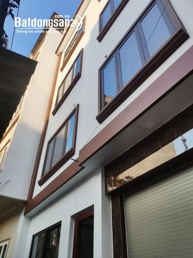 Nhà mới hoàn thiện đường Hồ Tùng Mậu 44m2 chỉ 4.6 tỷ