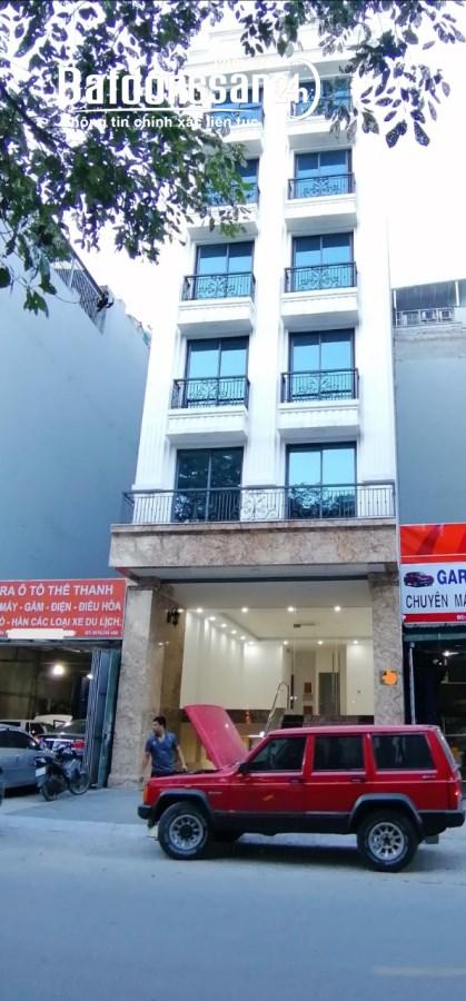 Cho thuê toà nhà Văn Phòng 8 tầng mặt phố Nguyễn Xiển. Giá= 6000usd