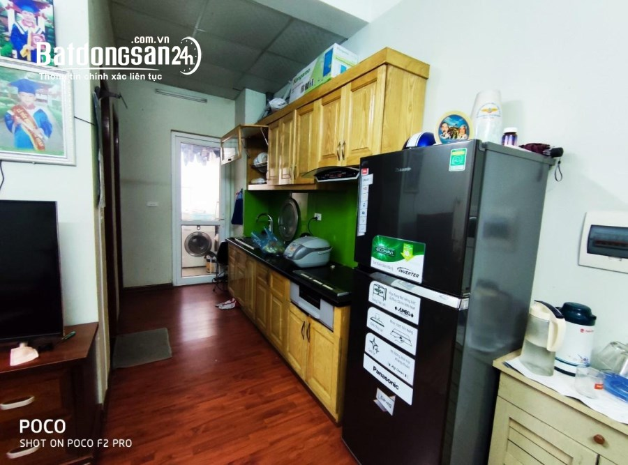 Gia đình cần nhượng lại căn hộ CT12 Kim Văn Kim Lũ-2 Ngủ-54m2